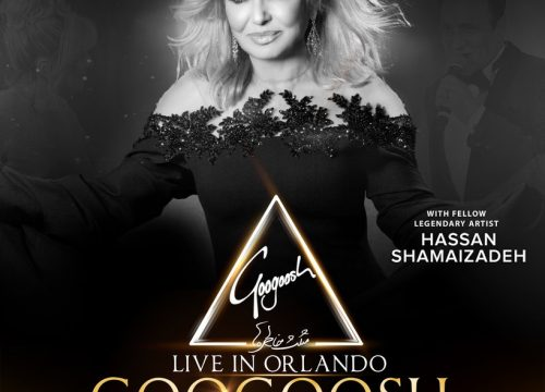 Googoosh Live Orlando