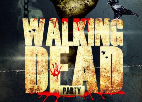 Walking Dead Persian Halloween Party