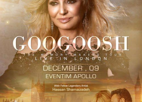 Googoosh Live in London